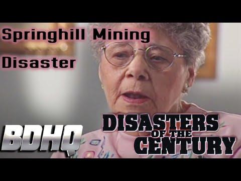 Springhill Mining Disaster