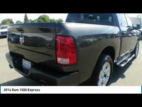 2014 Ram 1500 Bakersfield CA P1030TA
