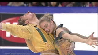 "[HD] Winkler & Lohse - ""Message of Hope"" 2000/2001 GPF - Final Round Free Dance"