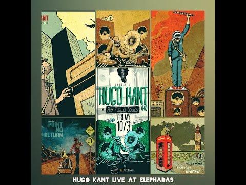 Hugo Kant - live at Elephadas Bar