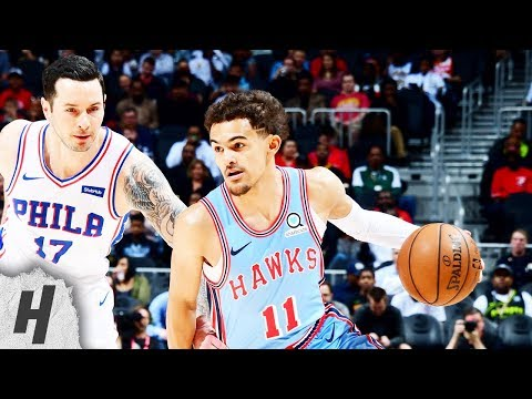 Philadelphia 76ers Vs Atlanta Hawks - Full Game Highlights | April 3, 2019 | 2018-19 NBA Season