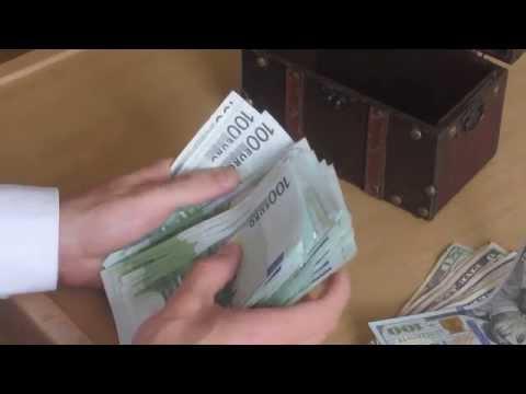 Tom Counts 10.000 Euros