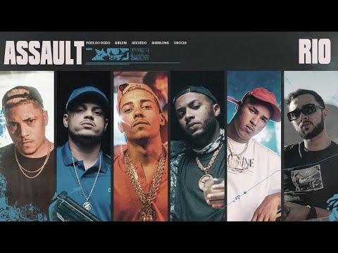 Orochi, MC Poze do Rodo & Mainstreet Records – Assault (Rio)