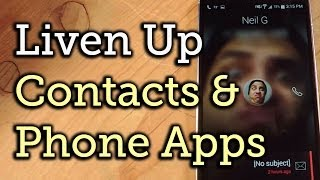Improve the Call Screen & Contact List on Your Android Phone [How-To]