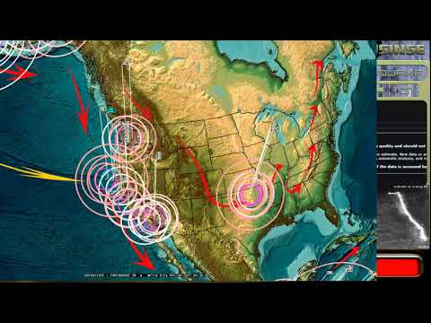 12/29/2017 -- West Coast M4.2 strikes Washington -- Southern California to be hit by New Years Day