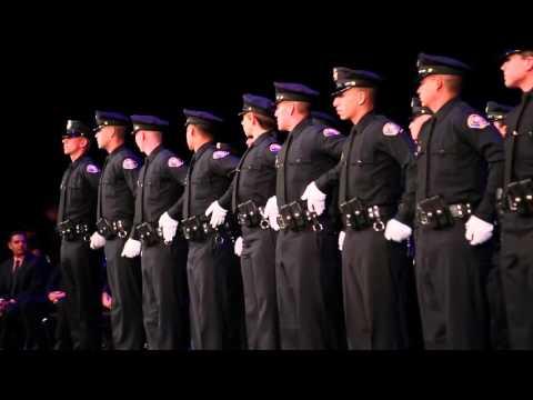 iClip - Long Beach Police Academy Class #88 Graduation