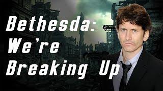 Bethesda: We're Breaking Up