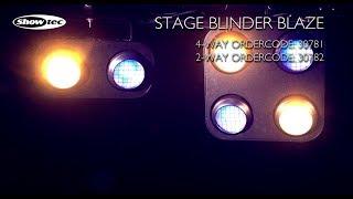 Showtec Stage Blinder 4 Blaze. Ordercode: 30781.