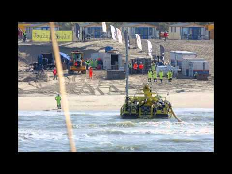 Luchterduinen offshore wind farm | Export cable installation
