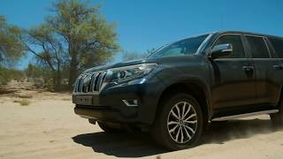 Land Cruiser Prado 2018 // Наши тесты