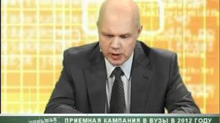 В.Г. Минашкин в программе «Большая перемена»