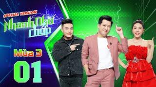 Nhanh Như Chớp Mùa 3 - Special Version Tập 1 Full HD