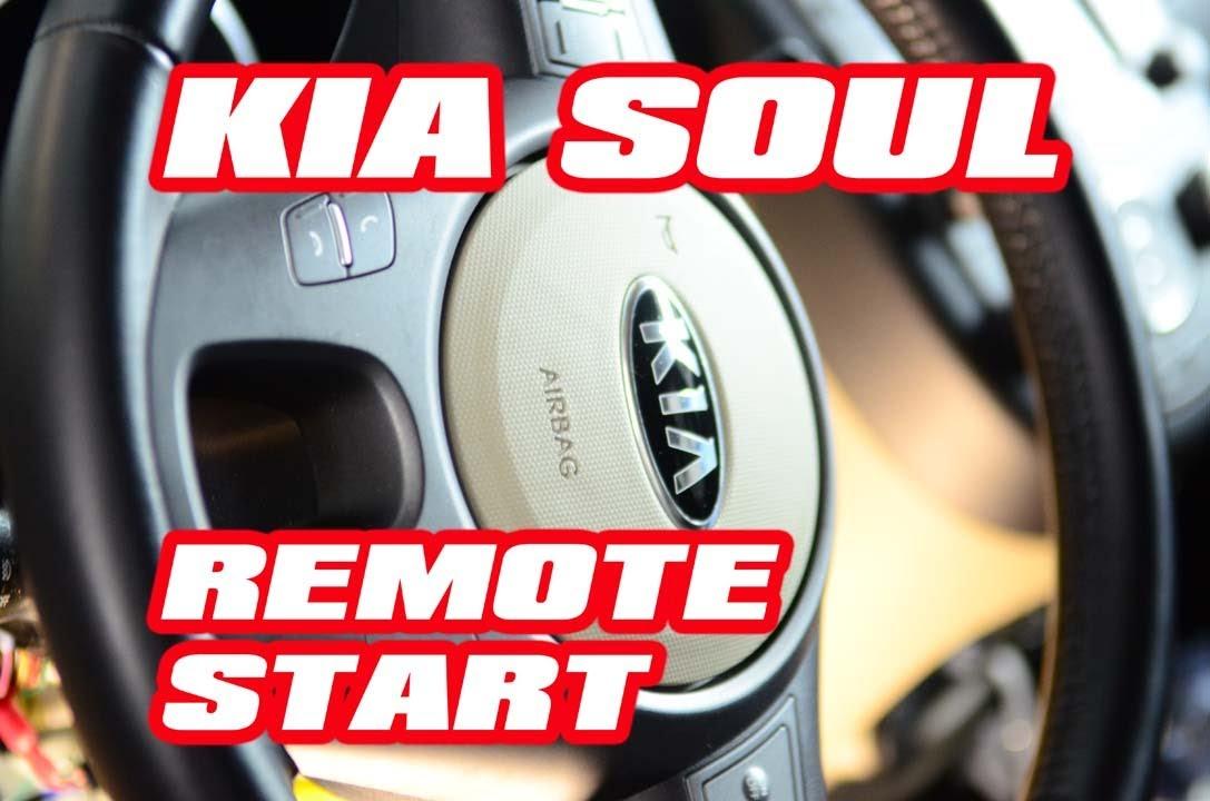 audiovox car alarm wiring diagram 110 quad bike kia soul remote start year 2013 installation with compustar ft6200s rf 1wg6 am by autotoys com youtube