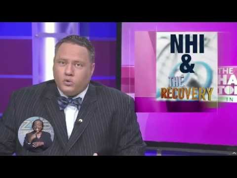 NATIONAL HEALTH INSURANCE 10/15/2015 The Bahamas Tonight News