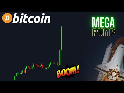 BITCOIN [ URGENT ] LE MEGA PUMP COMMENCE MAINTENANT !!!!!!!!