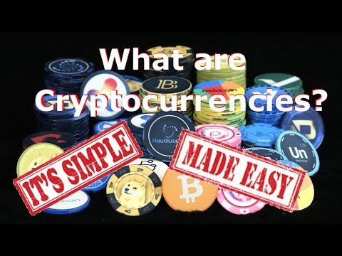 Identify the features of cryptocurrencies that are different