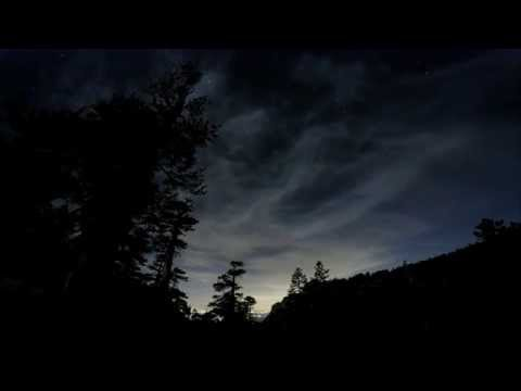 Time lapse from Mt San Jacinto CA