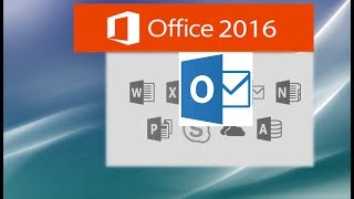 Outlook 2016 Tutorial (Complete) for the Workplace and Students by Sali Kaceli