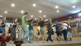 Download Video THARU CULTURAL DANCE PARTICIPATION- SAURAHA CHITWAN MP3 3GP MP4