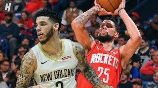 Houston Rockets vs New Orleans Pelicans - Full Game Highlights   December 29   2019-20 NBA Season