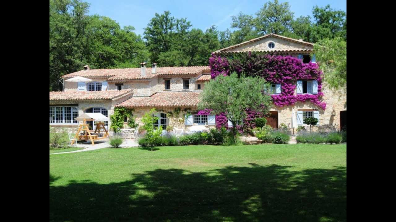 grand bastide for sale on french riviera former home of
