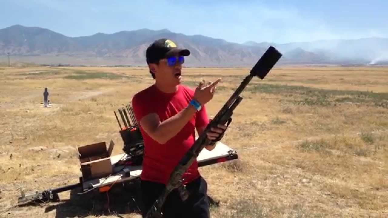 Check Out This Shotgun Silencer That Actually Works