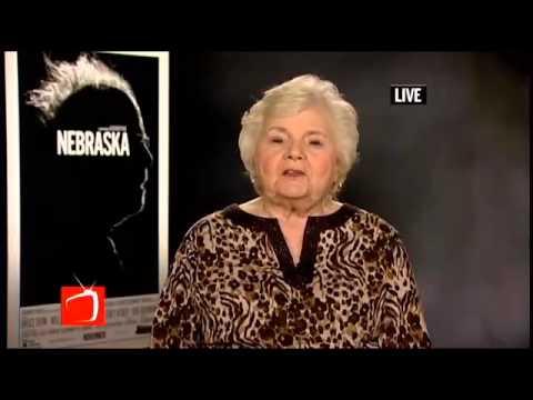 Interview with Nebraska Actress June Squibb