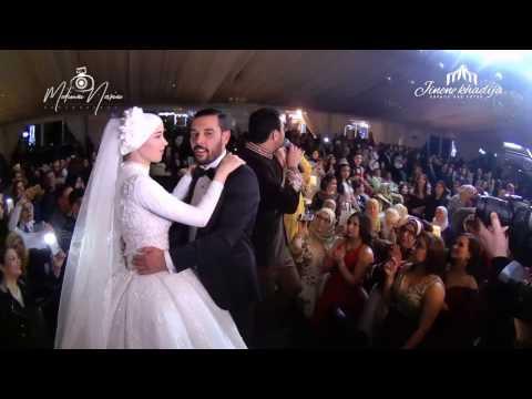 أمير الاغنية التونسية نور شيبة Nour Chiba محفلها 🎉💃 في حفل زفاف علية البريقي Alaya Brigui