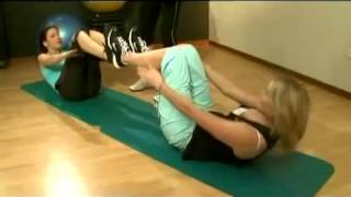 Фитнес для женщин дома (Часть 8)