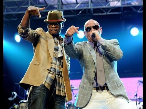 Calvin Harris ft Pitbull & Chris Brown Type 2015 - Rhythm of Life (Prod by J-rum)