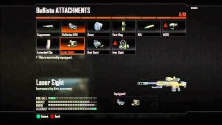Black Ops 2 How to quickscope (Class setup/gameplay)