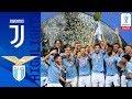Juventus 1-3 Lazio | Lazio Beat Juve to Win Supercup! | Coca-Cola Supercoppa 19/20 | Serie A TIM