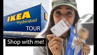 IKEA Hyderabad 1st Day Tour | IKEA First store in INDIA