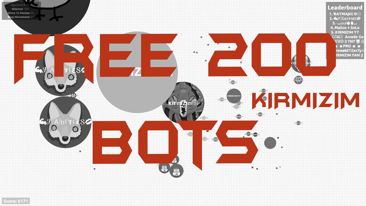 Agar 200 free bots no download