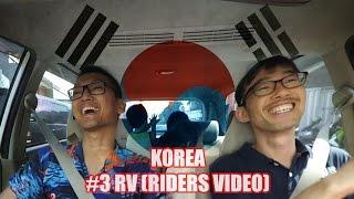 Nge Uber Orang KOREA Bahas Puasa di Indonesia RV (Riders Video)