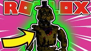 How To Get FredTrap Badge in Roblox The Beginning of Fazbear Ent.