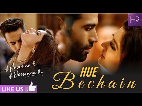 Hue Bechain Instrumental Music | Ek Haseena Thi Ek Deewana Tha | Music - Nadeem, Palak Muchhal HD