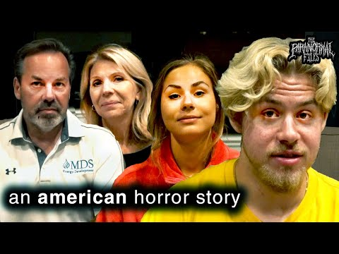 An American Horror Story: My Family Haunting (Pt. 1) | Documentary | THE PARANORMAL FILES