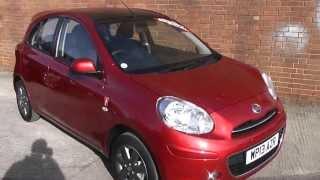 Nissan Micra ELLE 2012 Videos