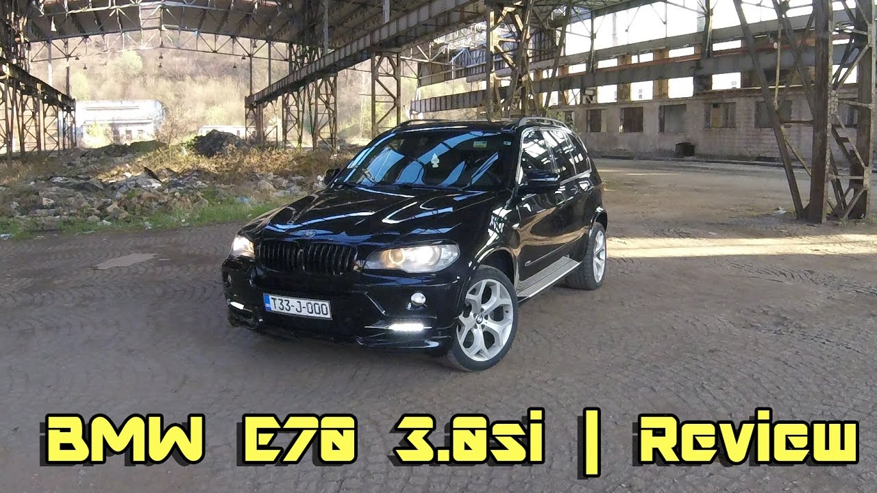 bmw x5 e70 3.0si | review - youtube