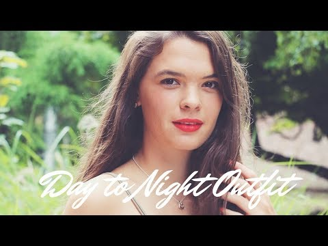 Day to Night Outfit | Summer OOTD | August 2017