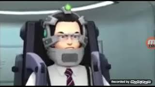 Tobot Tritan dan Tobot Taekwon K melawan Submarinebot+ Lagu Opening