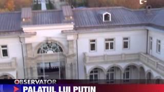 Palatul de un miliard de dolari al lui Vladimir Putin 19 Jan 2011