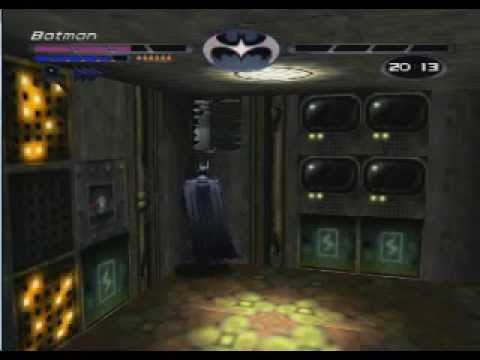 Batman & Robin Walkthrough Gotham Water Works Complete 1/2