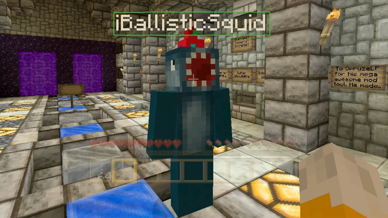 iballisticsquid adventure maps with Watch on Watch further 3ng2GhSNY1w besides Minecraft Xbox Re Solitude Battling furthermore Minecraft Xbox Harry Potter Adventure Map Lost In Hogwarts Part 3 in addition St ylongnose House R2mmoYGQZjCBeQ 7CnVj5mhqYvSRhSdNFlXE295TYyK6Y.