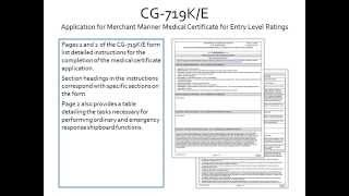 How to fill out your USCG Sea Service form