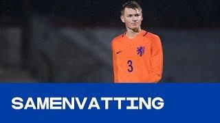 HIGHLIGHTS | Jong Oranje - Jong Duitsland