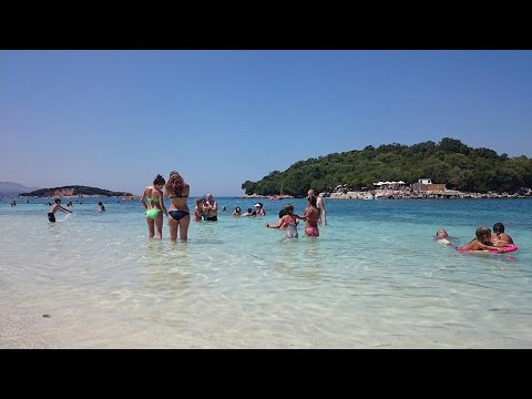 Top 5 Beaches in Albanian Riviera! (HD)