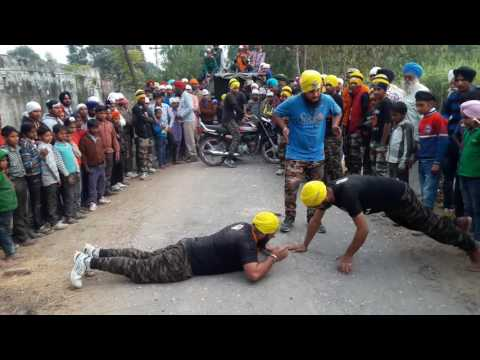 Gatka| punjabi gatka| live| real shoot song of gatka khel rahe
