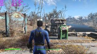 fallout 4 gameplay on intel hd graphics 4600